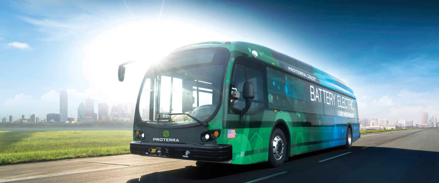 Americas Most Popular Electric Bus