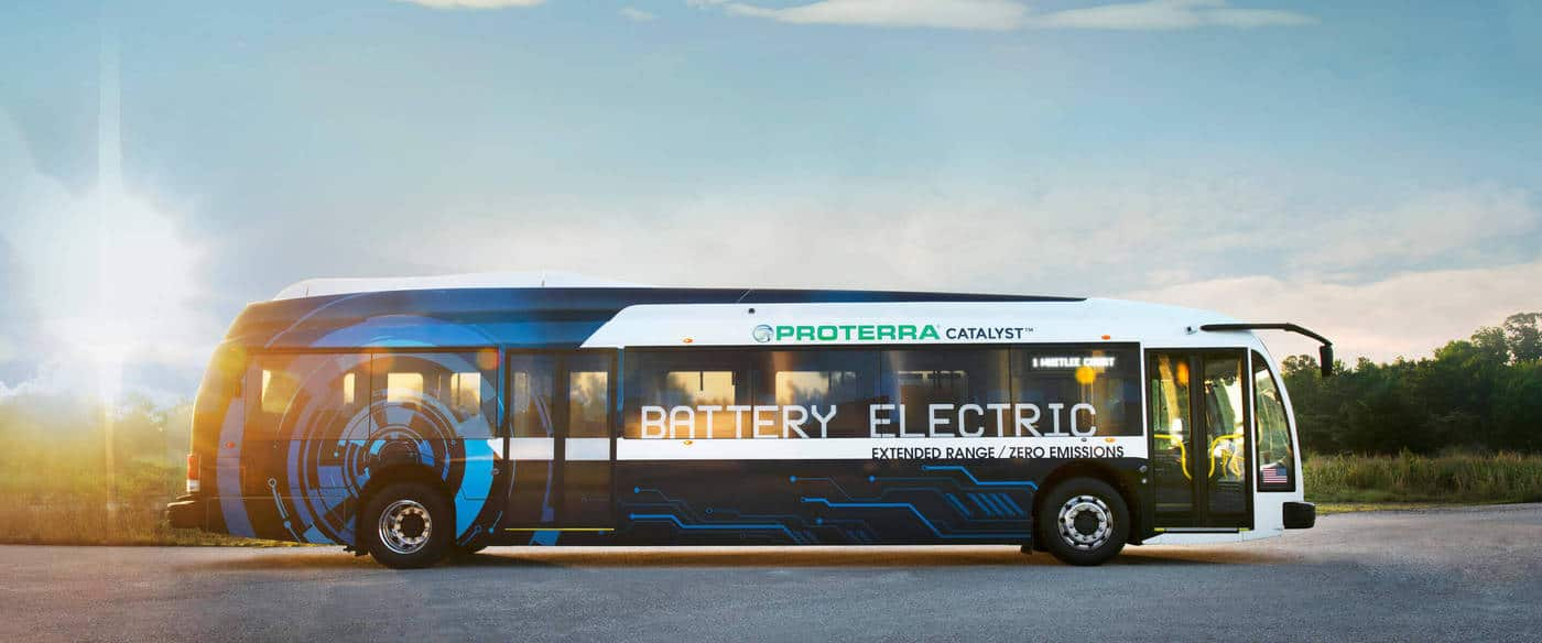 Protera electric bus