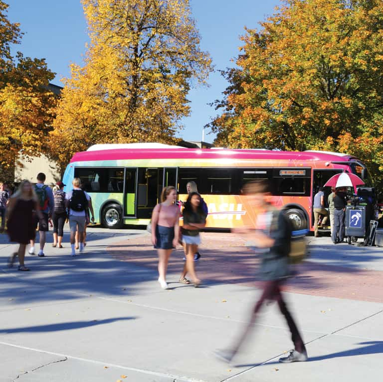 The Sustainability Honor Roll – Electric Buses For Universities And Colleges