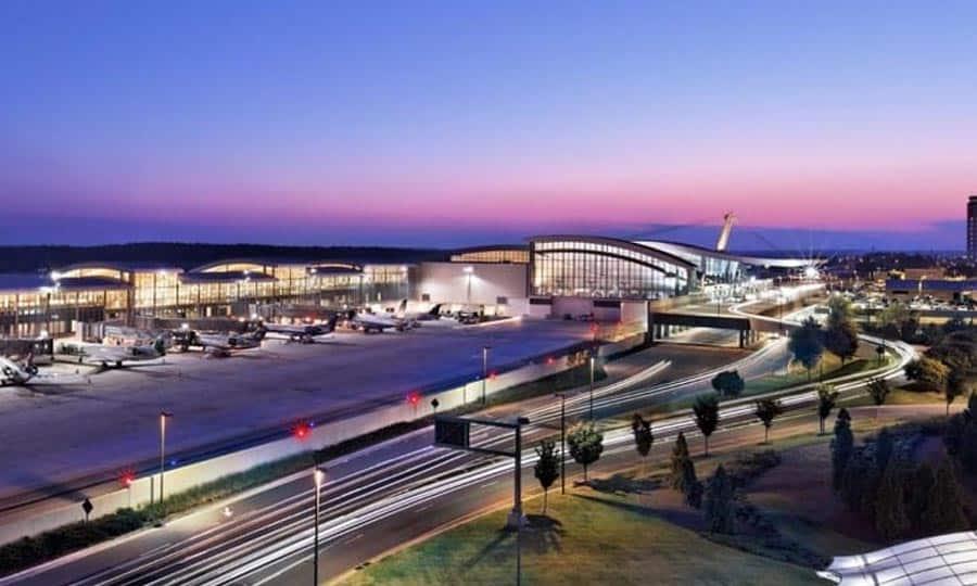 RDU 1st Airport Customer