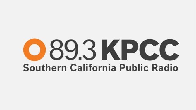kpcc public radio logo