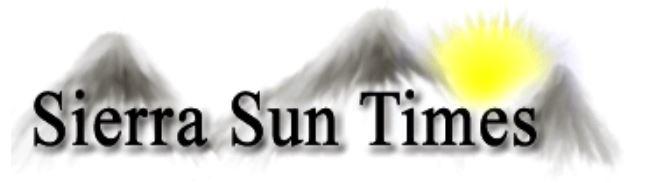 sierra sun times