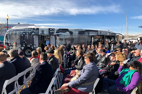 Celebrating The Convergence Of History And Innovation With The Reno RTC Lincoln Line