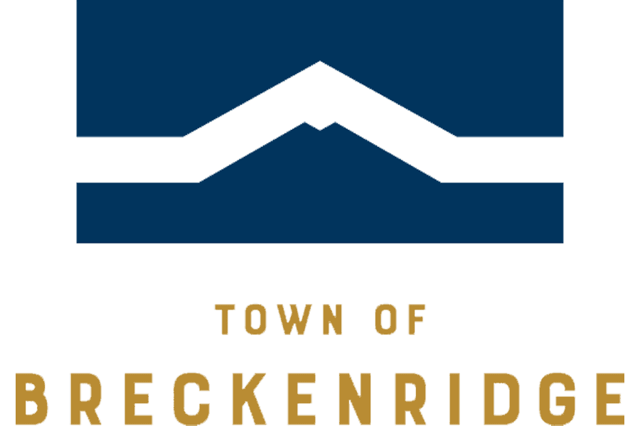 logo town of breckenridge
