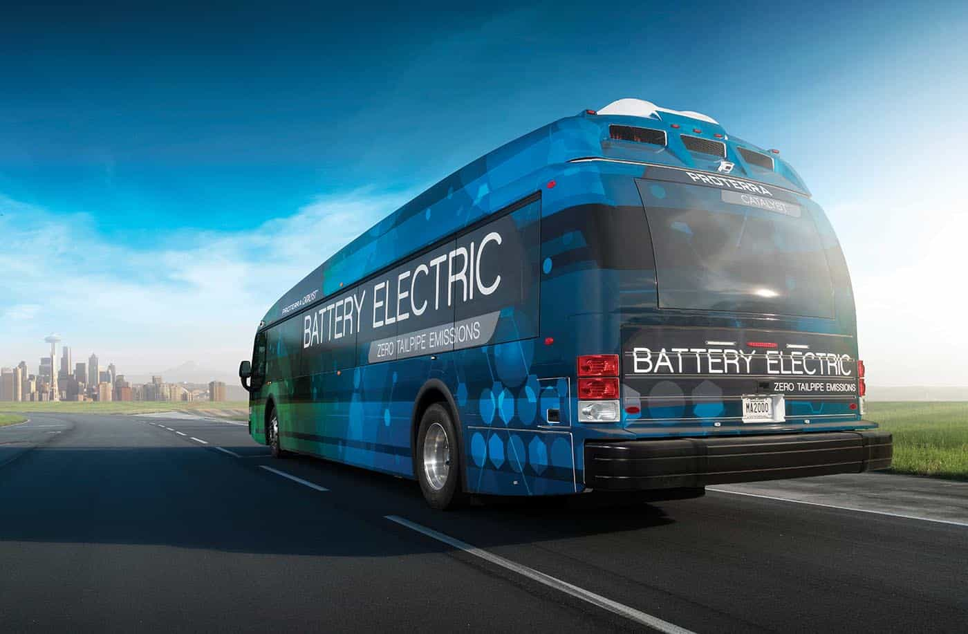 Funding Opportunities For Electric Buses