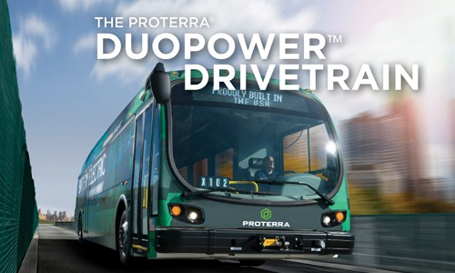 The DuoPower Drivetrain