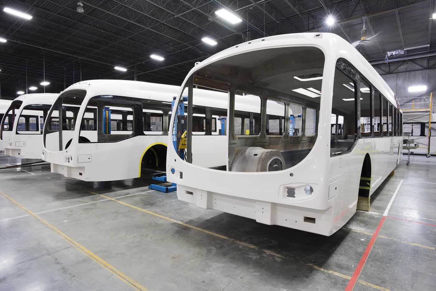 Proterra Electric Bus | EV Bus | Zero Emission Bus