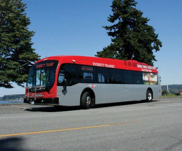 Everett Transit Everett WA