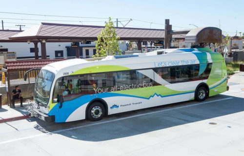 Foothill Transit West Covina CA