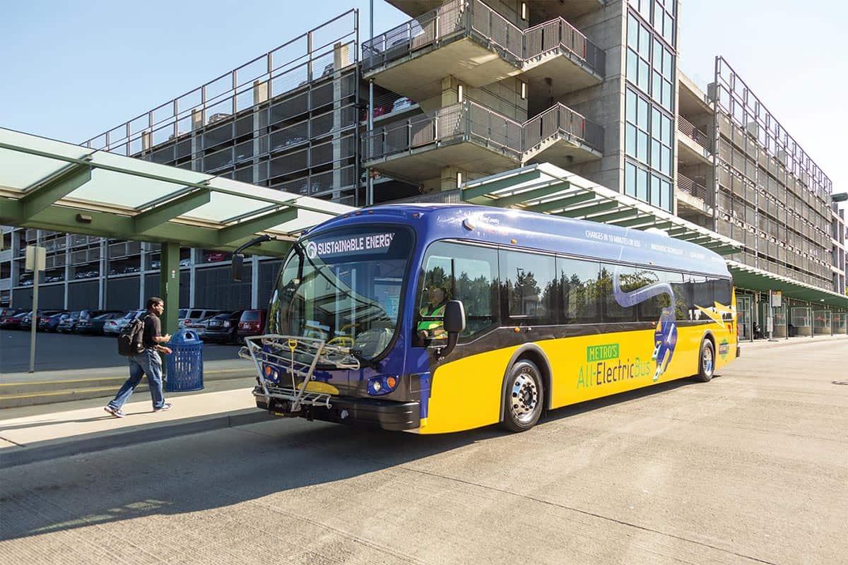 King County Metro Seattle WA