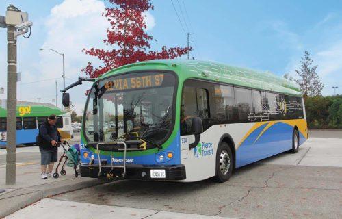 Pierce Transit Pierce County WA