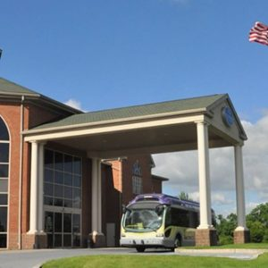 Proterra Original Fuel Cell Hybrid Bus at Museum of Bus Transportation