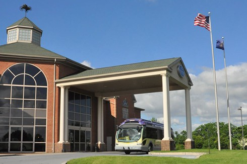 First-Ever Proterra Bus Honored At Museum Of Bus Transportation