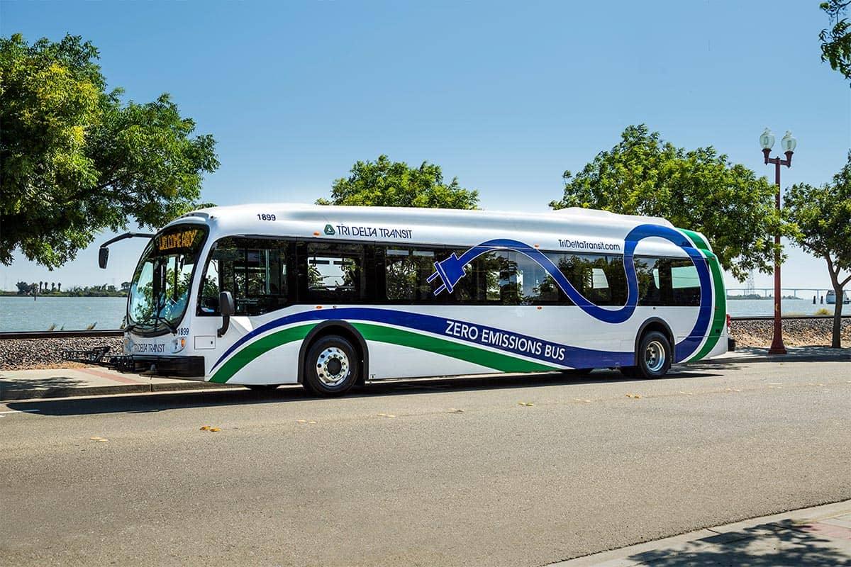 Tri Delta Transit Antioch CA