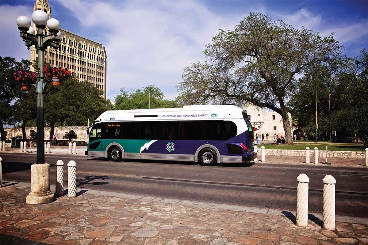 VIA San Antonio TX