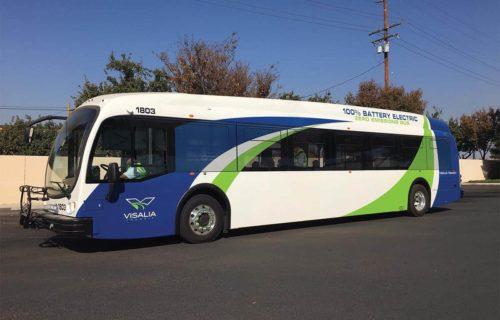 Visalia Transit Visalia CA