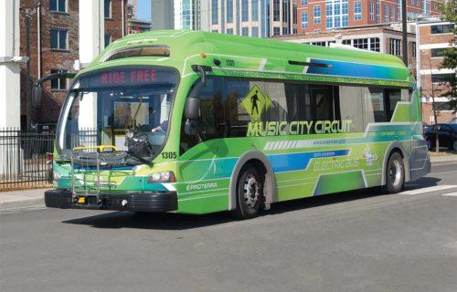 WeGo Transit Nashville TN