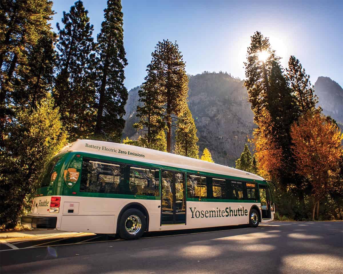 Yosemite National Park CA