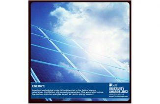 FT/Citi Ingenuity Awards – Energy Finalist