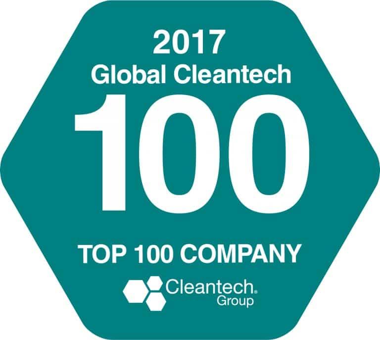Cleantech Group – 2017 Global Cleantech 100