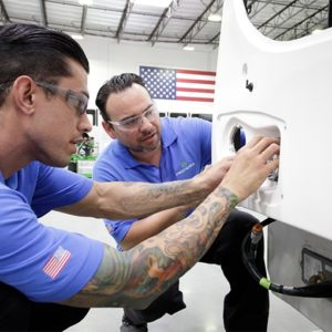 Proterra Manufacturing Workforce Development