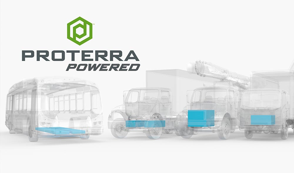 Proterra Powered Vehicle Electrification Solutions Cover
