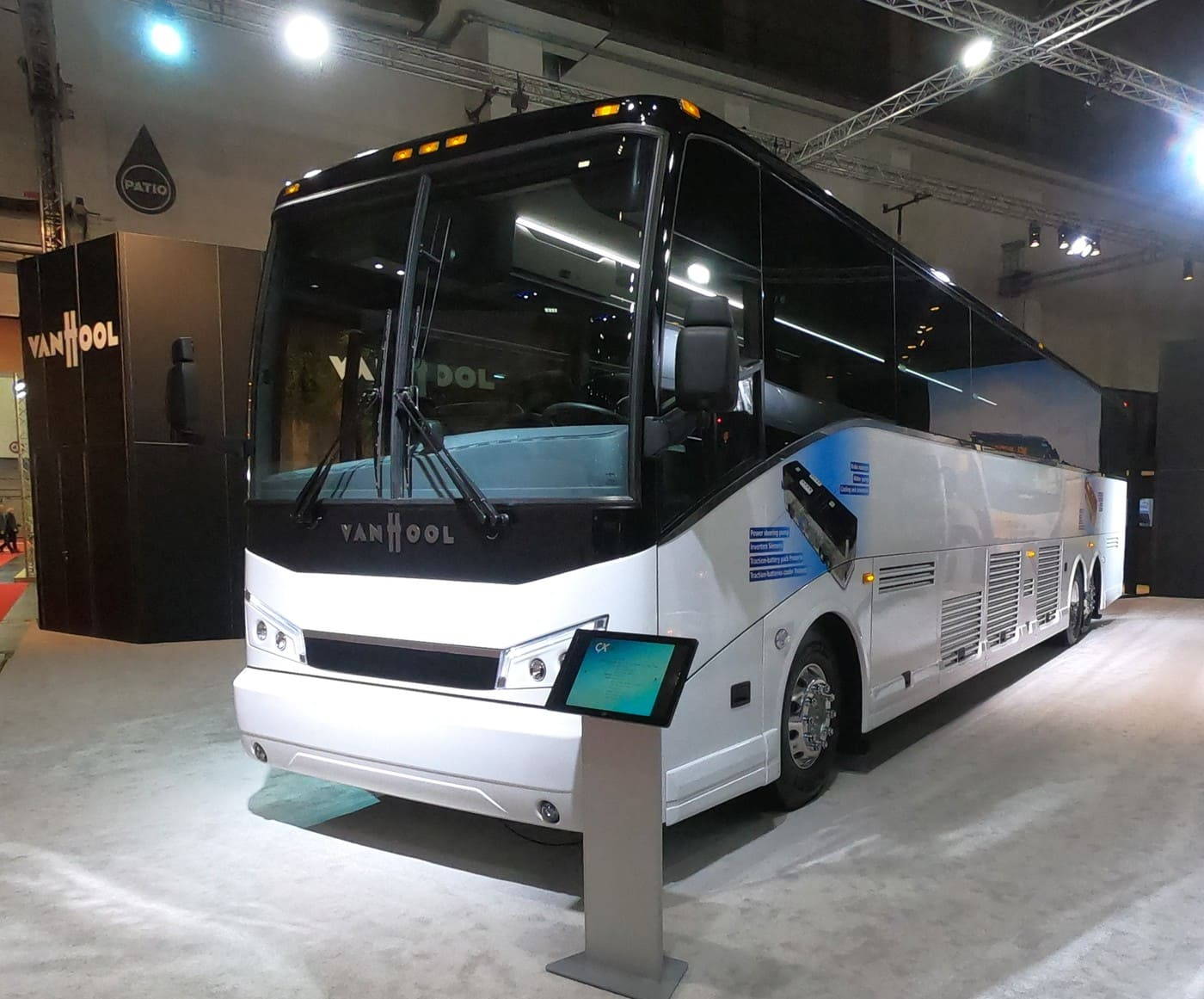 Van Hool Coach Busworld 1