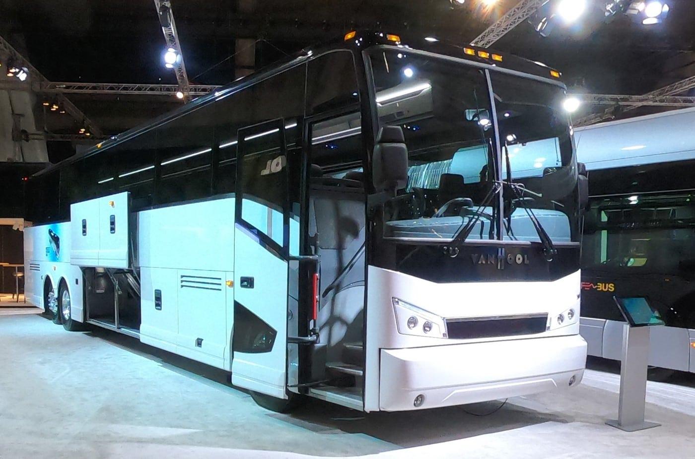 Van Hool Coach Busworld 2