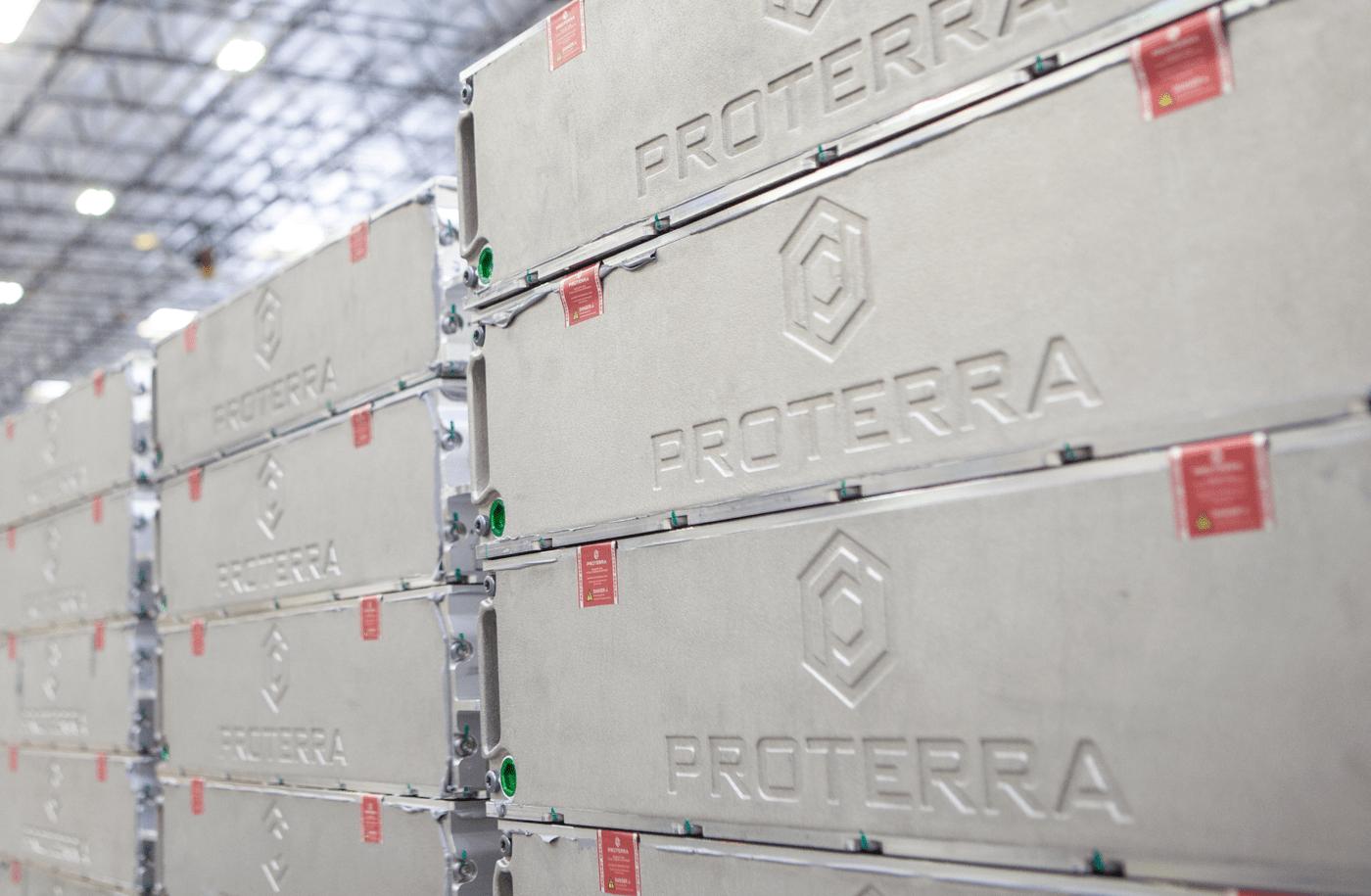 Financing EV Fleets With Proterra® Battery Leasing Program