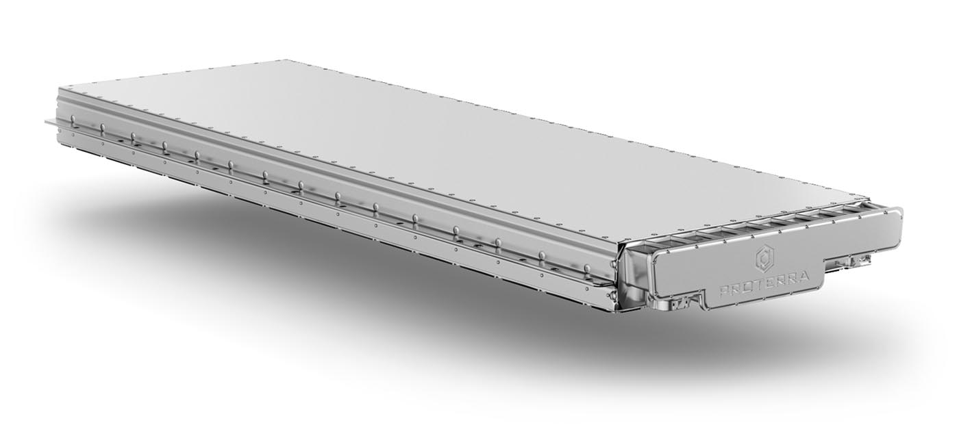 Delivery Truck Battery
