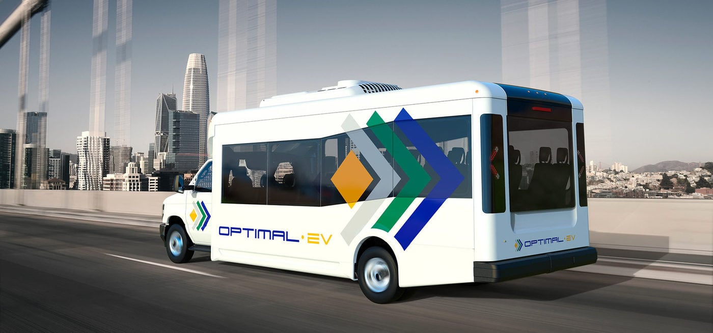Proterra Powered Optimal Electric Shuttle Bus E1595910682798