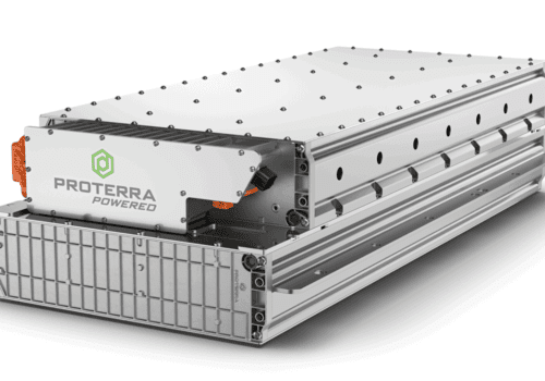 H2 Series Proterra Powered Battery