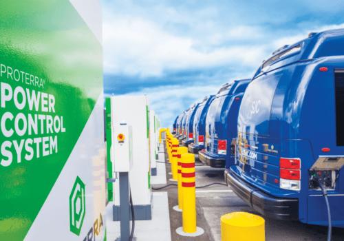 Proterra Energy Fleet Solutions