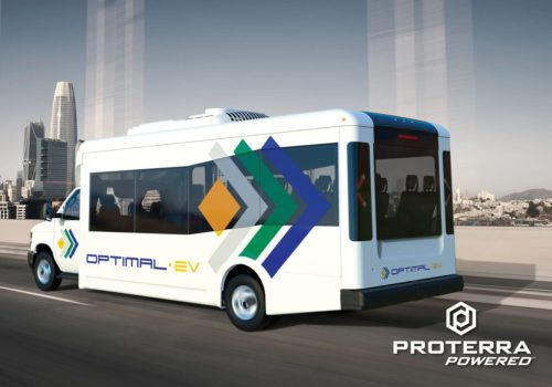 Proterra Powered Optimal Shuttle Bus Scaled