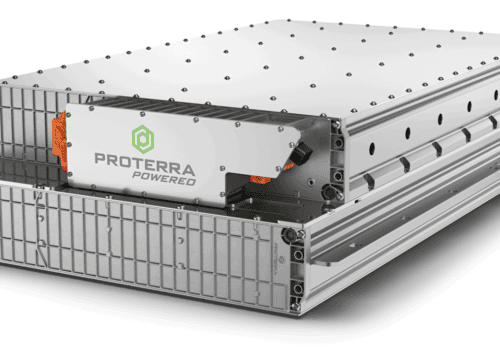 S2 Series Proterra Powered Battery
