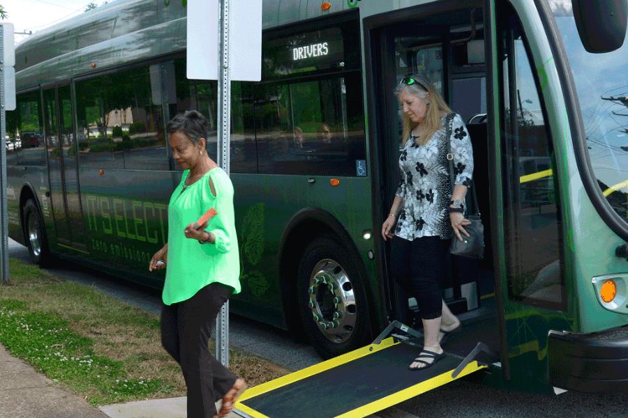 Greenlink Passengers 1