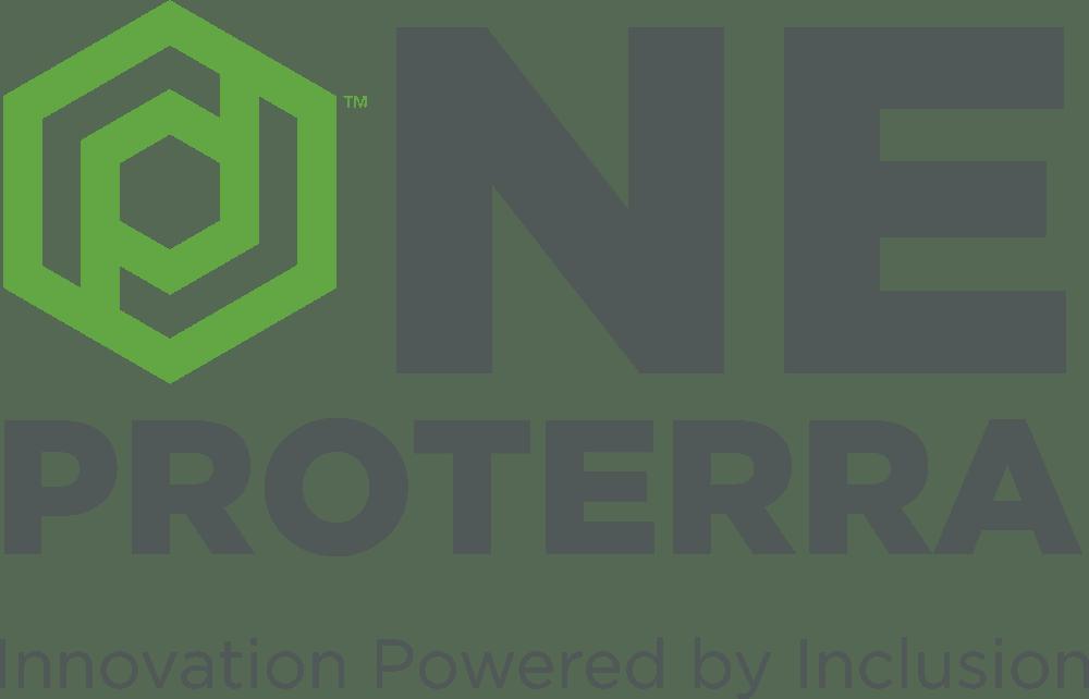 One Proterra Logo