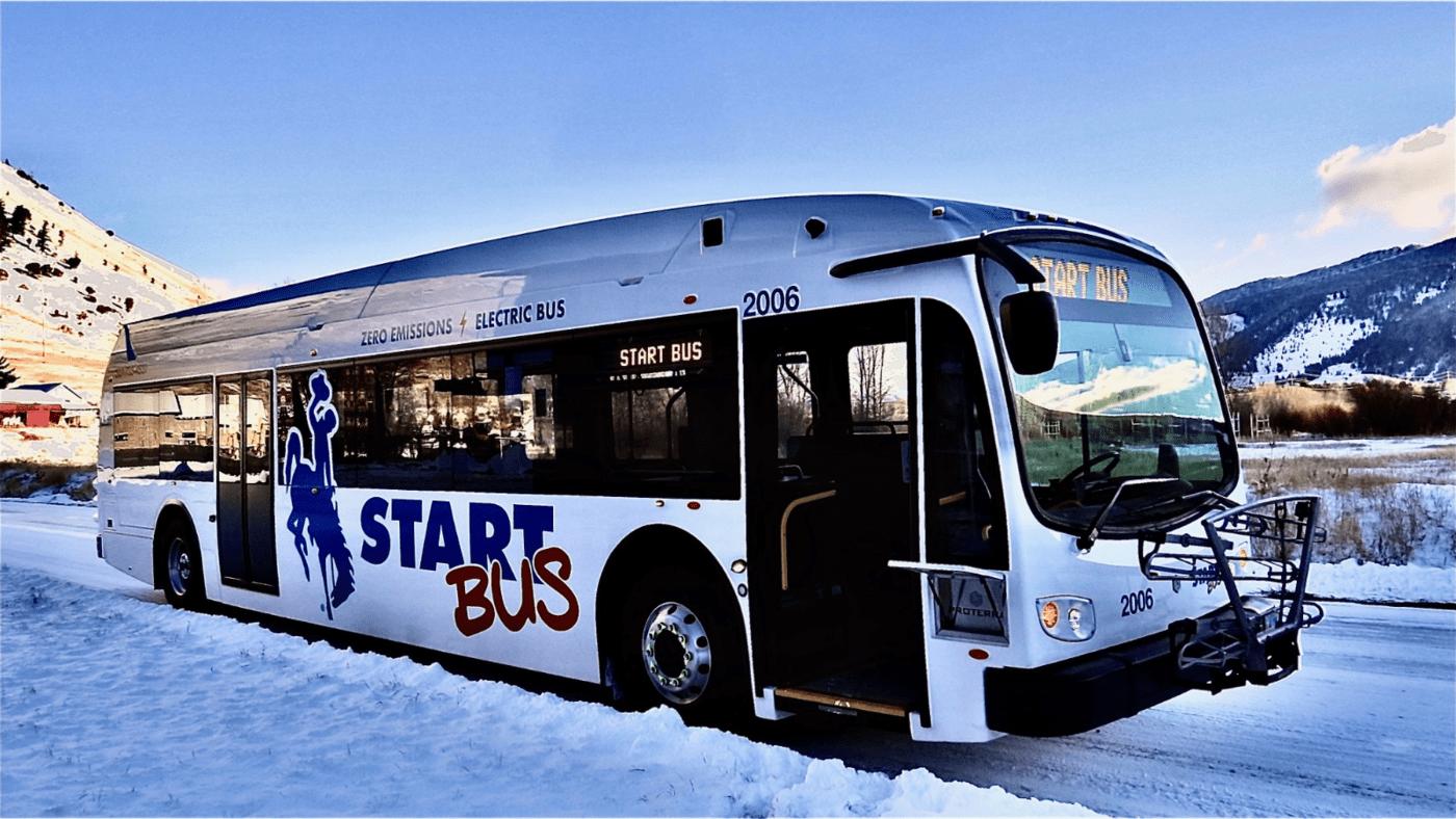 Start Bus Deployment