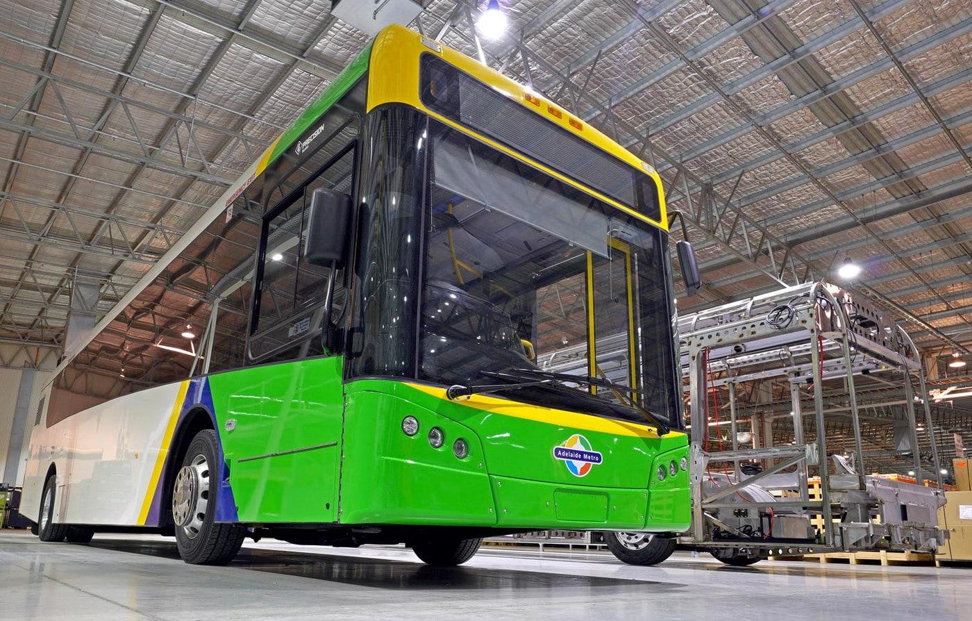 Bustech Transit Bus 1