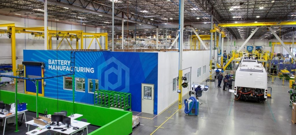 Proterra Battery Manufacturing Facility Los Angeles 2