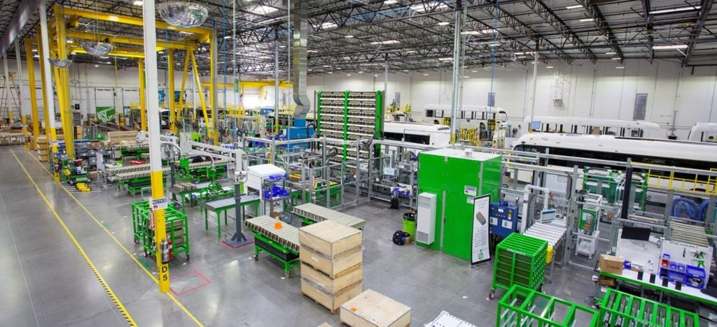 Proterra Battery Manufacturing Facility Los Angeles 3