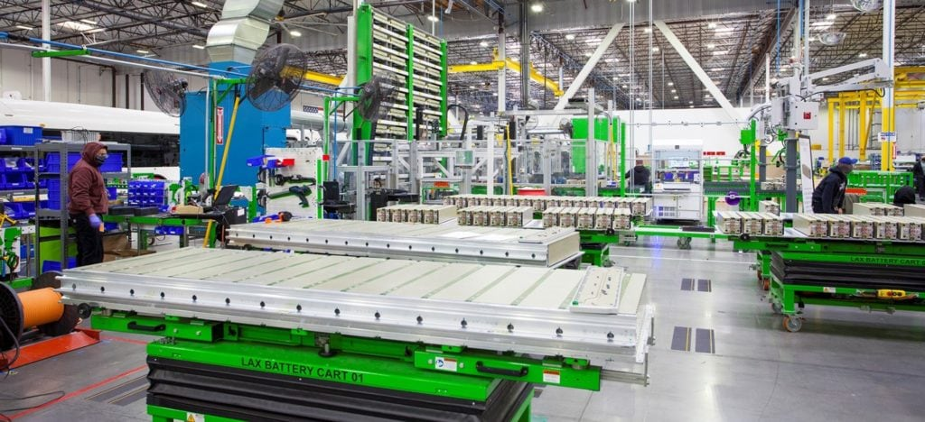 Proterra Battery Manufacturing Facility Los Angeles 4