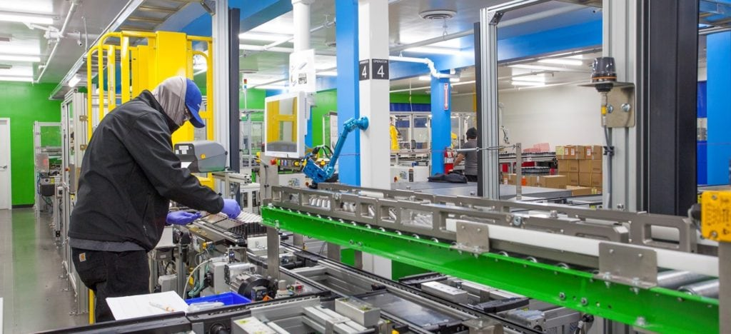 Proterra Battery Manufacturing Facility Los Angeles 5