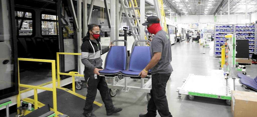 Proterra Battery Manufacturing Facility Los Angeles 7