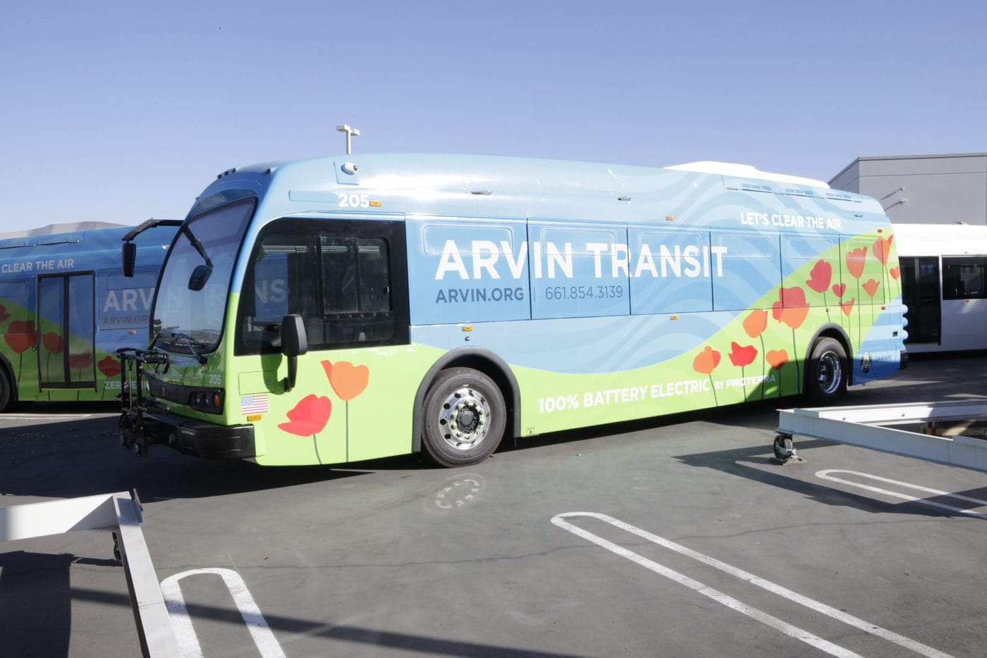 Arvin Transit Bus Scaled