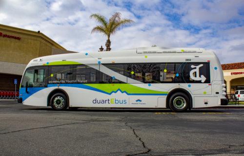 Duarte Bus Deployment 4