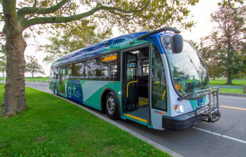 Greater Bridgeport Transit Bus 2