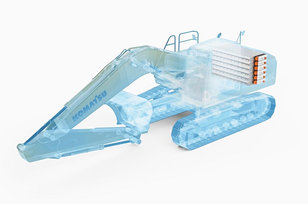 Komatsu Mining Equipment
