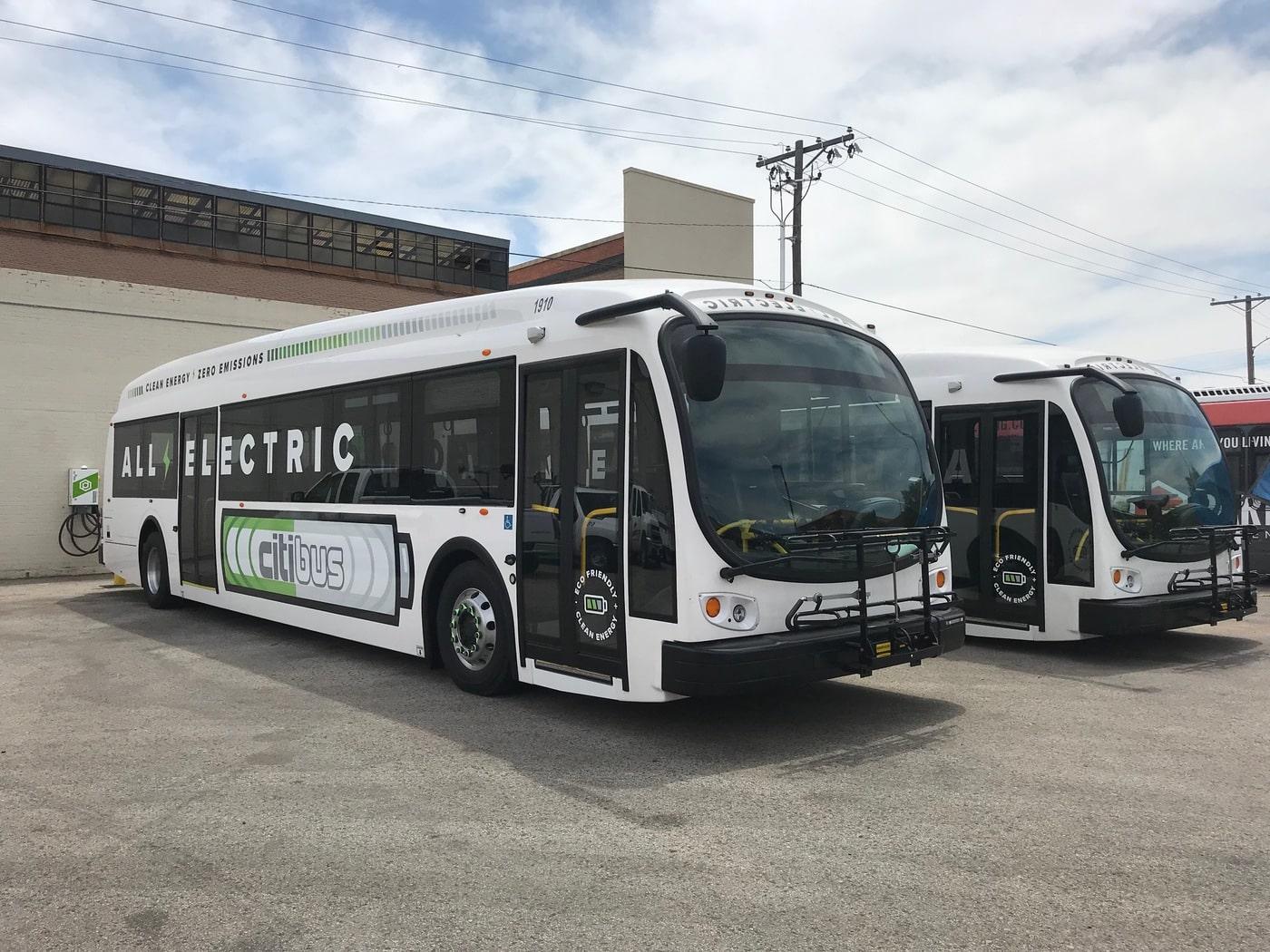 City Of Lubbock Bus