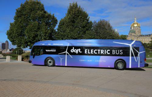 Des Moines Dart Bus